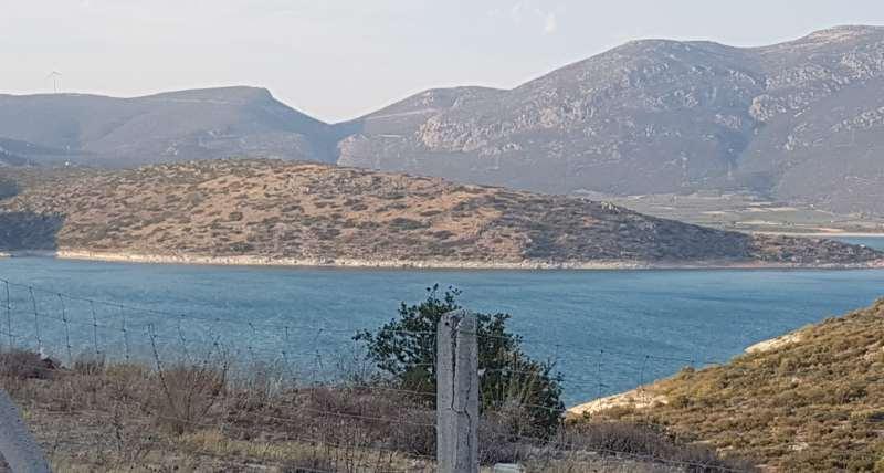 lake yliki, greece